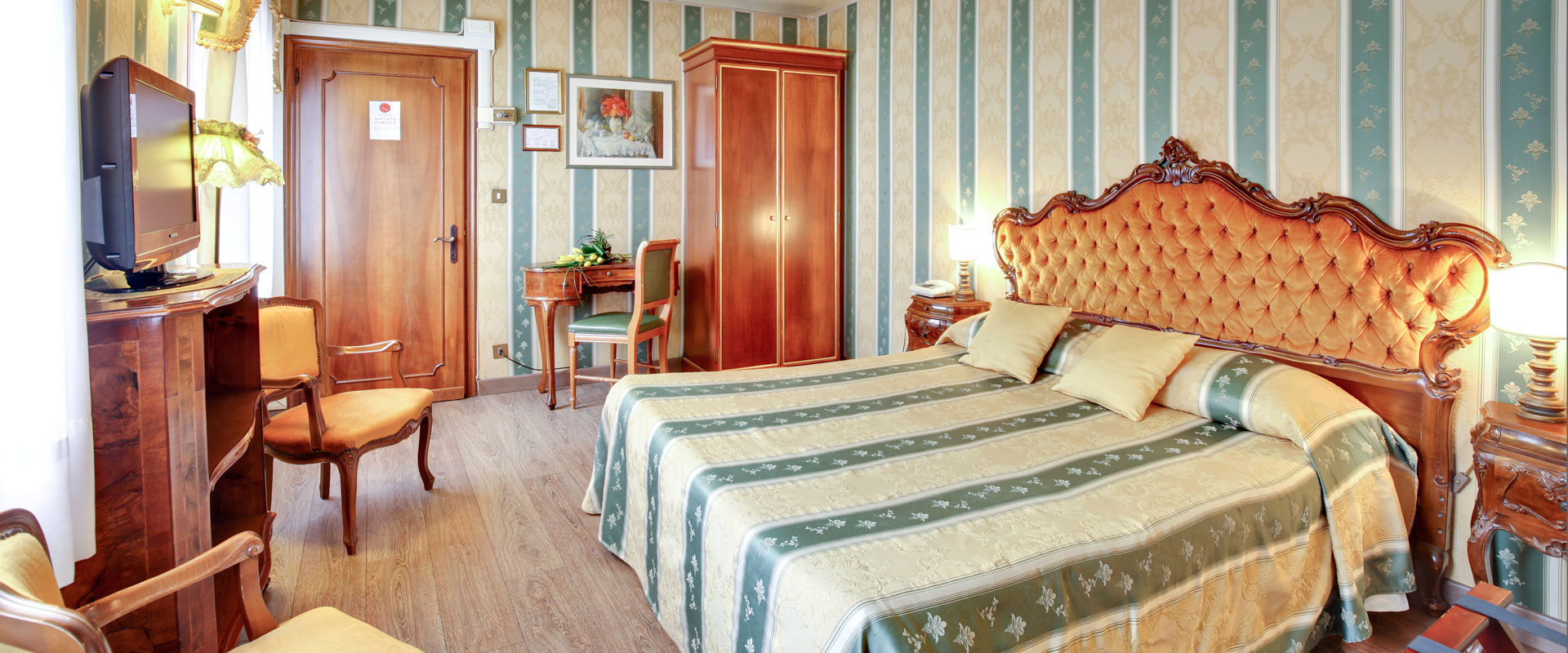 romantic hotel venice